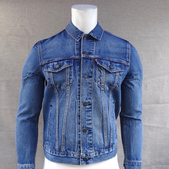 Levi's Denim Jean Men's Jacket